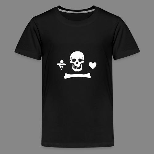 Stede Bonnet Flag - T-shirt Premium Ado