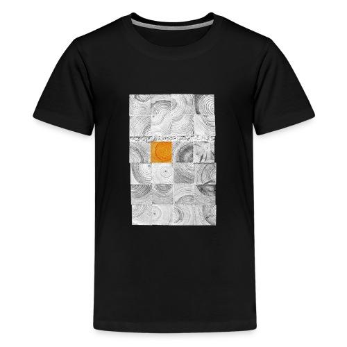 Cubes de Bois - T-shirt Premium Ado