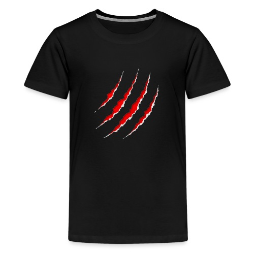 Scars - Teenager premium T-shirt