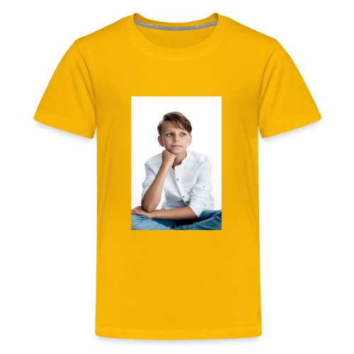 Sjonny - Teenager Premium T-shirt