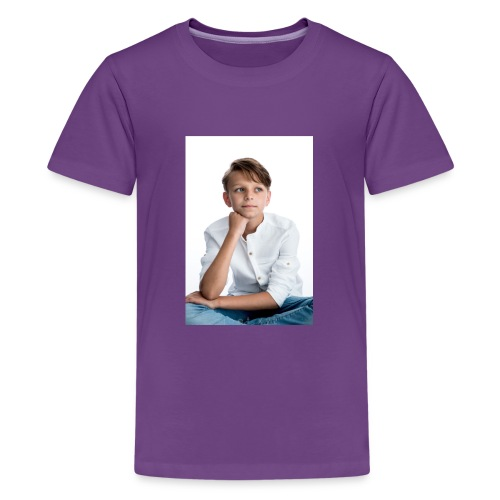 Sjonny - Teenager Premium T-shirt