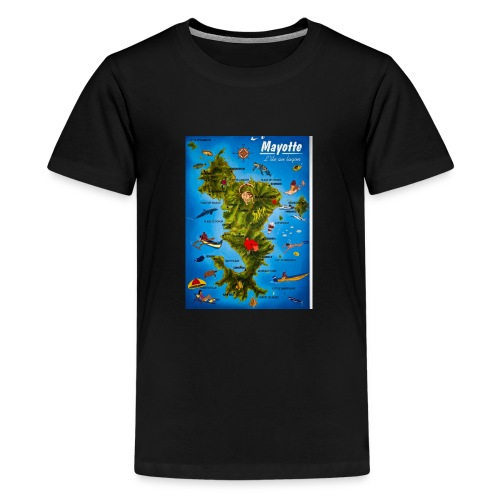 mayotte styl's - T-shirt Premium Ado