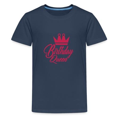 birhtday logo - T-shirt Premium Ado