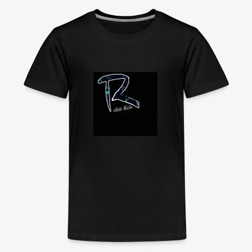 såhär riche - Premium-T-shirt tonåring