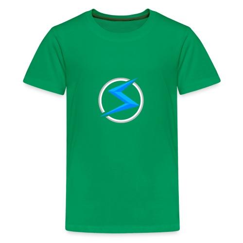 #1 model - Teenager Premium T-shirt