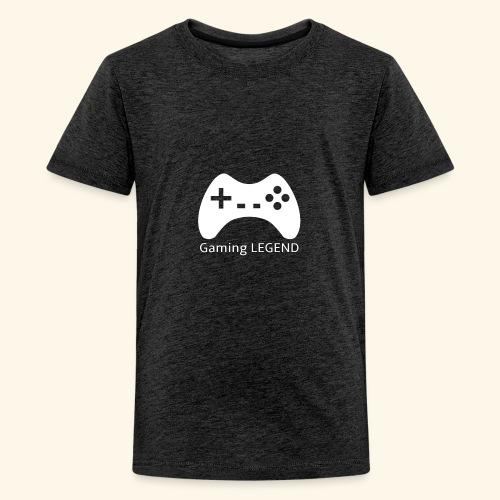 Gaming LEGEND - Teenager Premium T-shirt