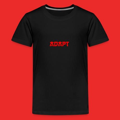 Adapt logo merch - Teenager Premium T-shirt