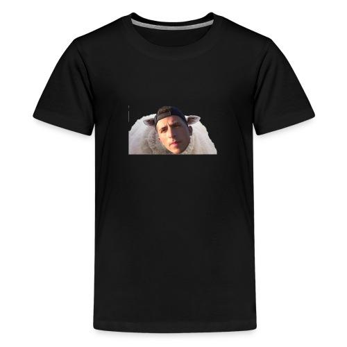 TVS het Armo Schaap en SHIT - Teenager Premium T-shirt