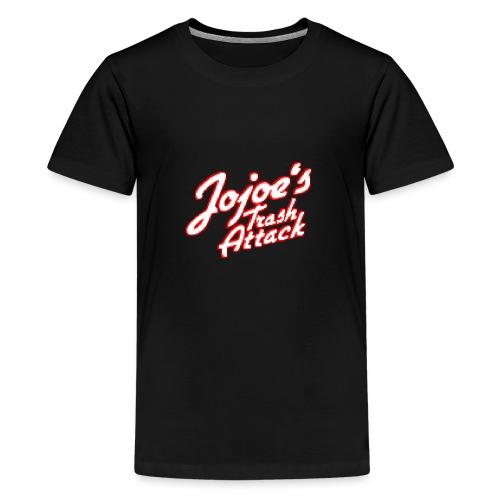 JojoesTrashAttack - Teenager Premium T-Shirt