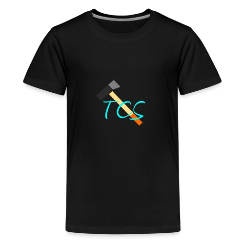tcs drawn - Teenage Premium T-Shirt
