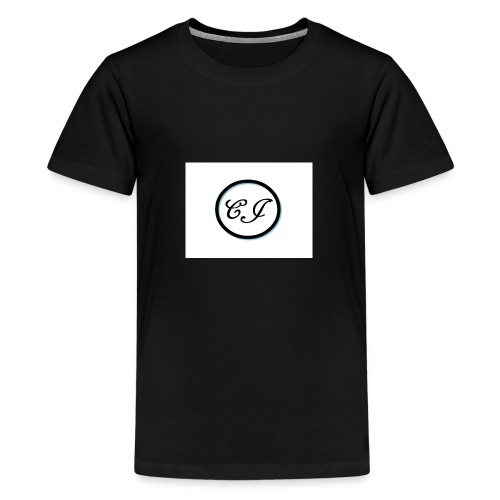 CJ CLOTHING 1 - Teenage Premium T-Shirt