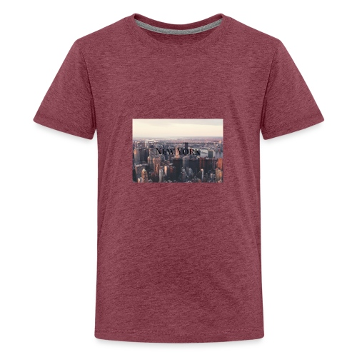 spreadshirt - T-shirt Premium Ado