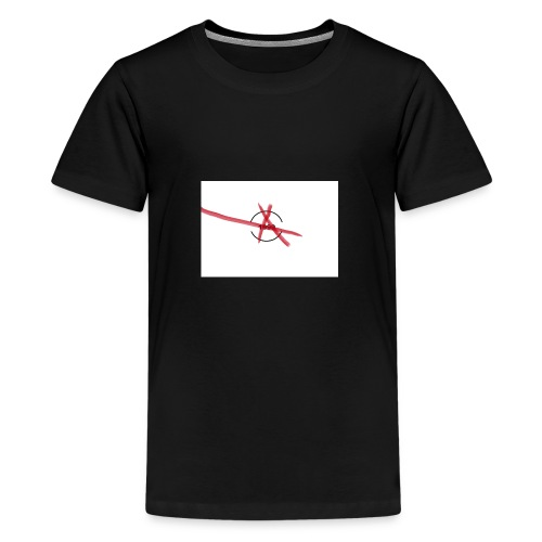 ANARCHY T - Teenage Premium T-Shirt
