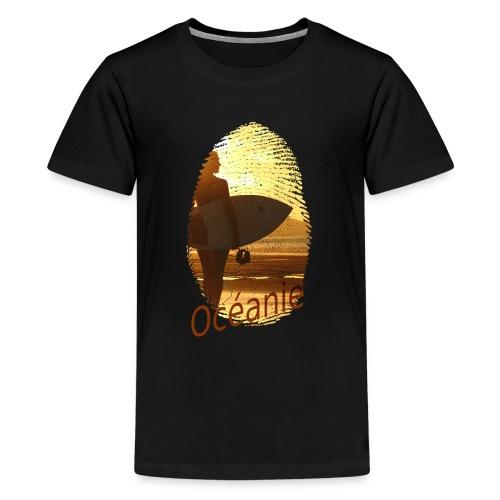 Océanie Pacifique Sud - T-shirt Premium Ado