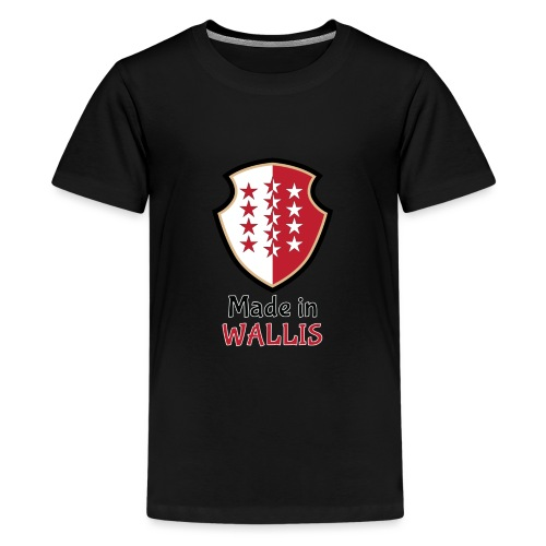 Made in Wallis - Wallis - Teenager Premium T-Shirt