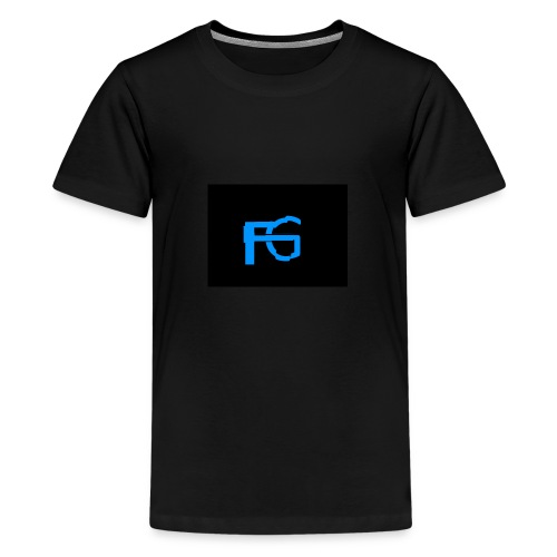 fastgames - Teenager Premium T-shirt