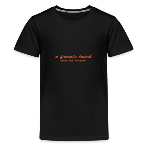 logo afemale II - Teenager Premium T-Shirt