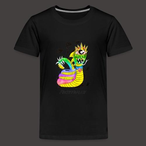 serpentaire multi-color - T-shirt Premium Ado