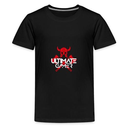 ultimate gamer - Camiseta premium adolescente