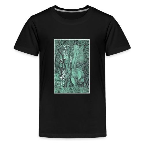 ryhope#85 - Teenage Premium T-Shirt