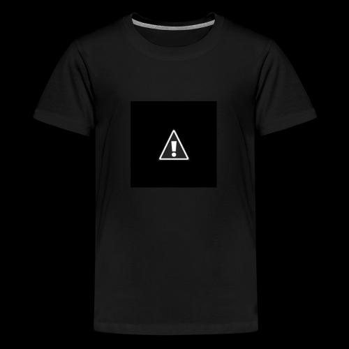 !warning! - Teenager Premium T-Shirt