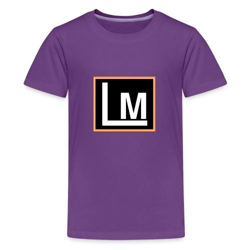 Original LukeMoto - Teenage Premium T-Shirt