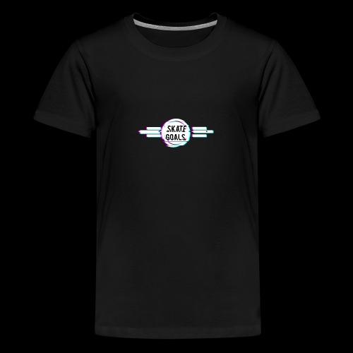 GLITCH SERIES - Teenager Premium T-shirt