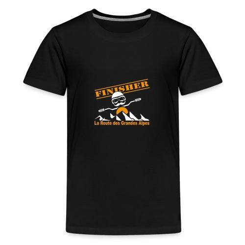 Finisher motofree - T-shirt Premium Ado