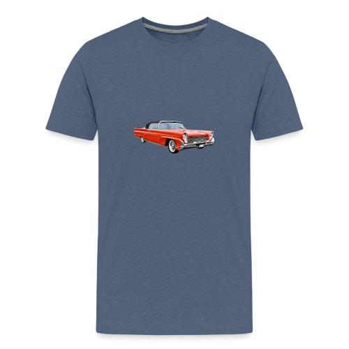 Red Classic Car - Teenager Premium T-shirt