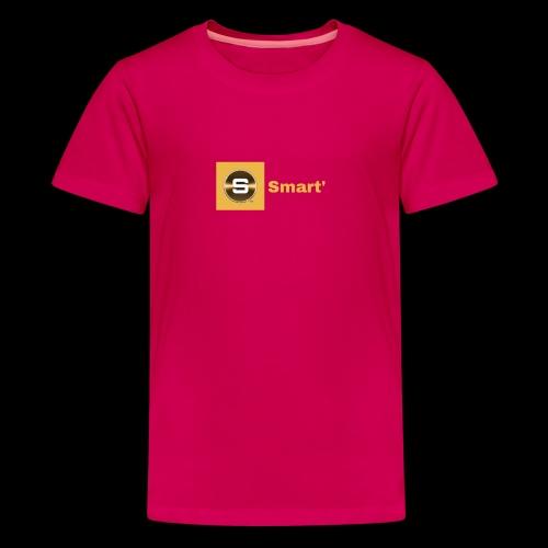Smart' ORIGINAL Limited Editon - Teenage Premium T-Shirt