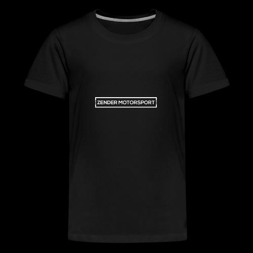 Zender Motorsport - Teenager Premium T-Shirt