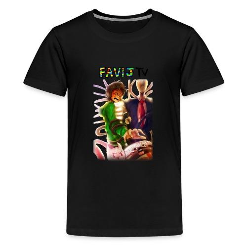 ShirtFinale png - Maglietta Premium per ragazzi