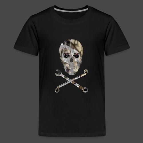 Der Schrauber! - Teenager Premium T-Shirt