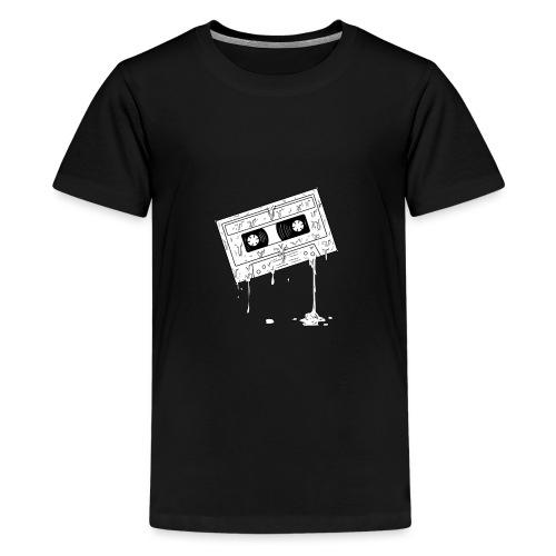Retro cassette ! - T-shirt Premium Ado