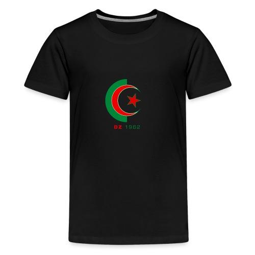 logo 3 sans fond dz1962 - T-shirt Premium Ado