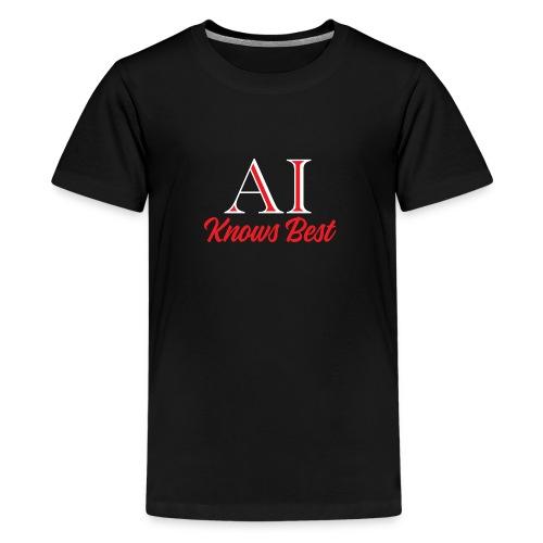 Trust the AI - Teenage Premium T-Shirt