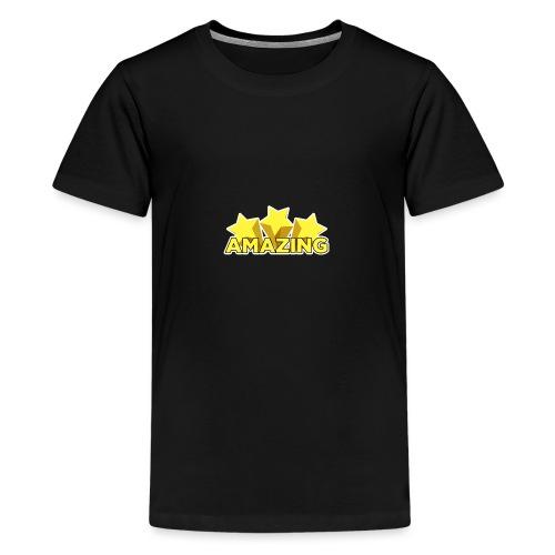 Amazing - Teenage Premium T-Shirt