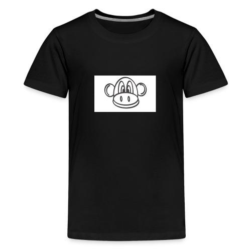 stencil2 - Teenager premium T-shirt