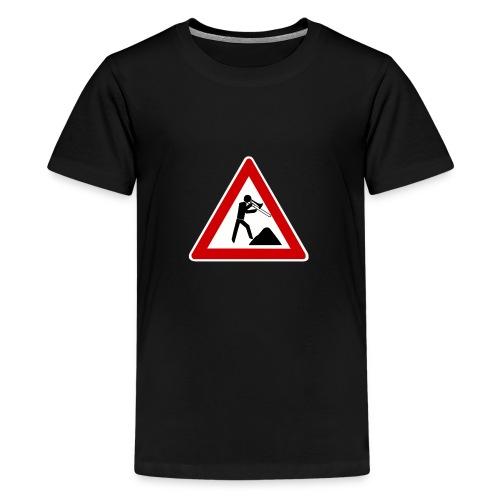 mak posaune - Teenager Premium T-Shirt