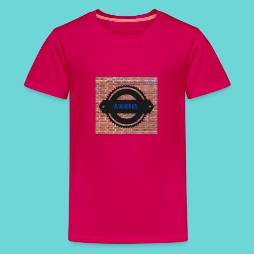 Brick t-shirt - Teenage Premium T-Shirt