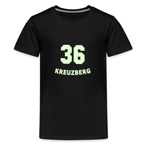 KREUZBERG 36 - Koszulka młodzieżowa Premium