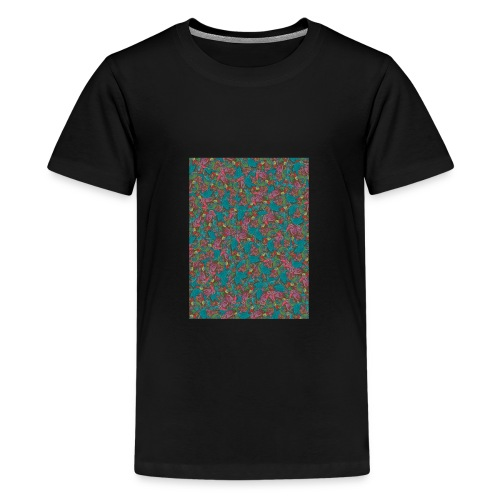 Love Forever Changes Band - Teenage Premium T-Shirt