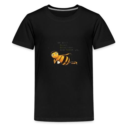 BBB for the win - Teenage Premium T-Shirt