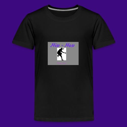 hip hop 2 cre ation - T-shirt Premium Ado