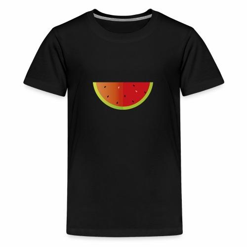 Sandia - Camiseta premium adolescente