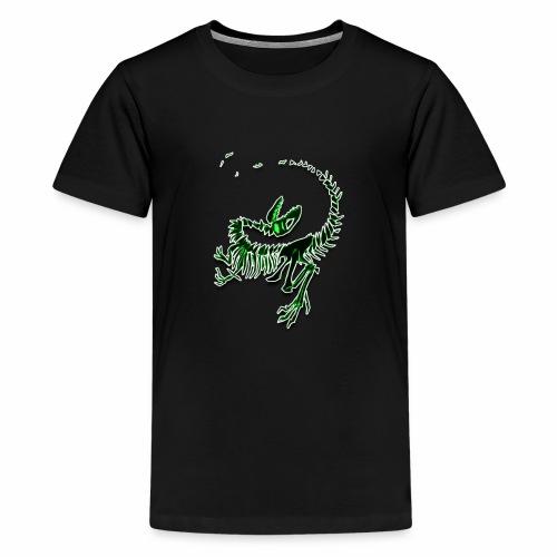 dino 3 - Camiseta premium adolescente