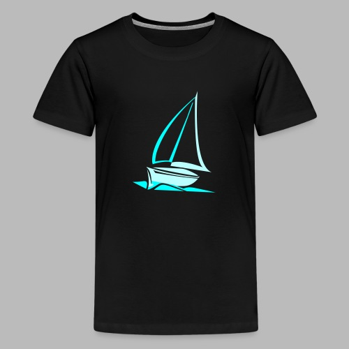 segelyacht - Teenager Premium T-Shirt