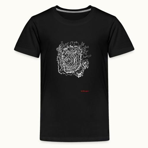 Helenas white Fantasy - Teenager Premium T-Shirt