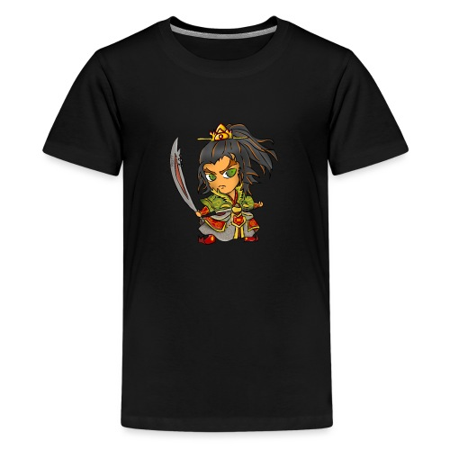 rusty warrior - Teenager Premium T-Shirt
