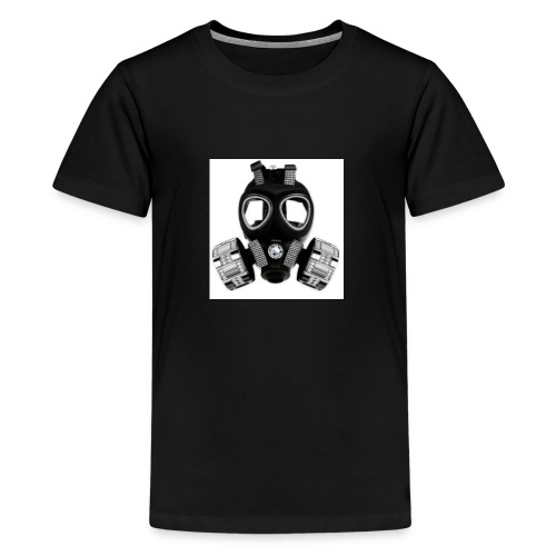 T-shirt modéle masque à gaz - T-shirt Premium Ado